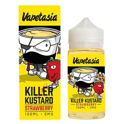 Killer Kustard Strawberry Canada