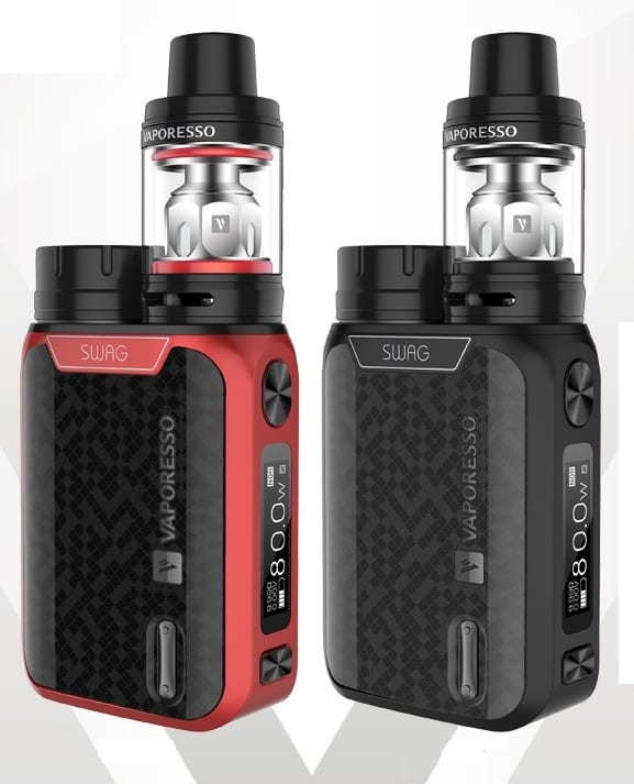 Vaporesso Swag Kit New Colours Canada