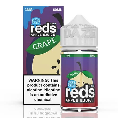 Iced Reds Grape Ejuice Canada