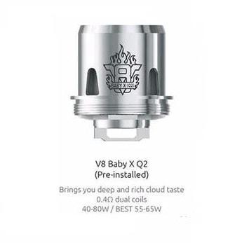 Smok X Baby Q2 Coil Canada