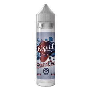 Wiquid Bacco Blue 60mL Canada