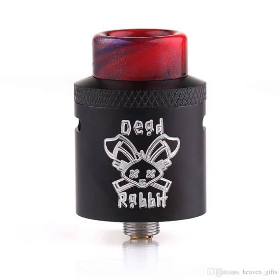 RDA - Hellvape x Heathen Dead Rabbit 24mm BF