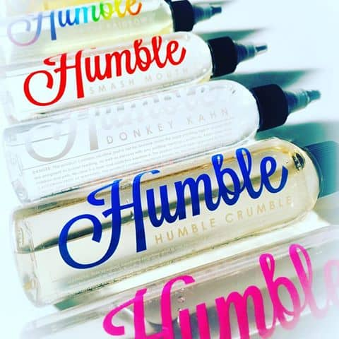 Humble E-Liquid Line Canada