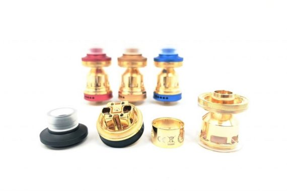 Wake Tank RTA Colours Canada