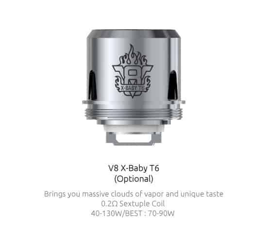 SMOK TFV8 X Baby T6 Coil Canada