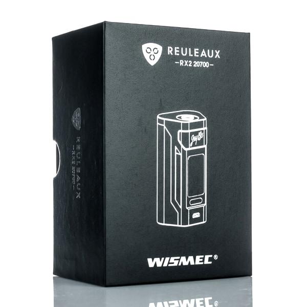 Wismec RX2 20700 Box Mod Kit Canada