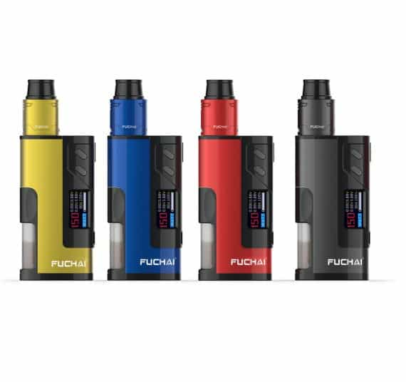Squonker Mods / Kits - Sigelei Fuchai 213 Squonk kit colours Canada