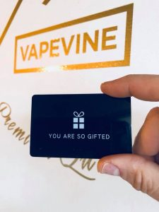VAPEVINE GIFTCARD