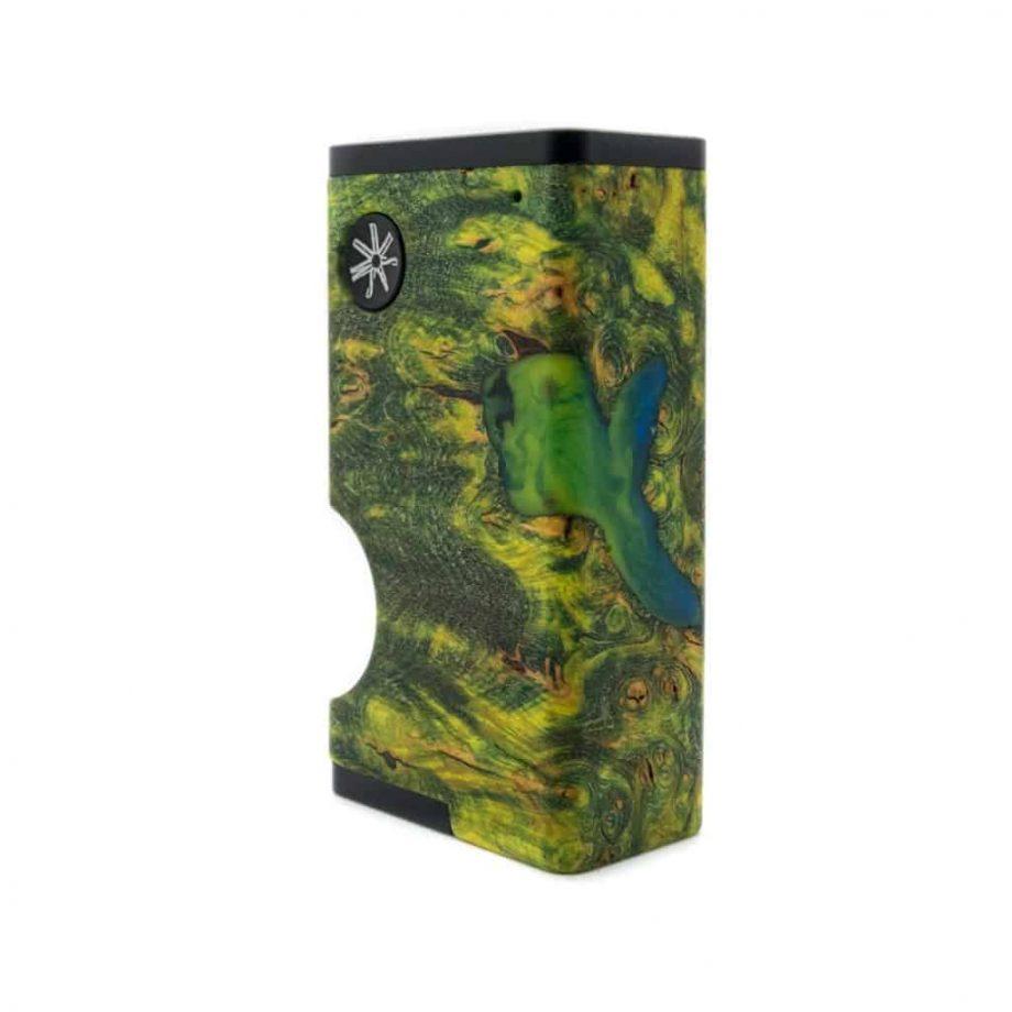 Squonker Mods / Kits - Asmodus Ultroner Luna Squonker Box Mod Green Canada