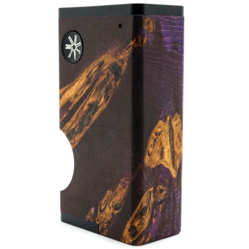 Squonker Mods / Kits - Asmodus Ultroner Luna Squonker Box Mod Purple Canada