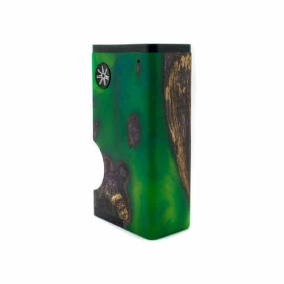 Squonker Mods / Kits - Asmodus Ultroner Luna Squonker Box Mod Purple Green Canada