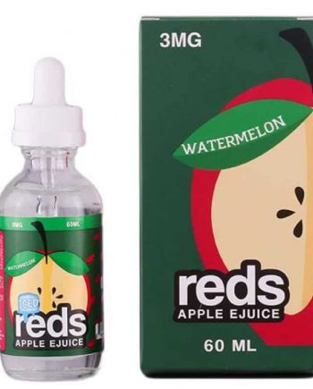 Iced Watermelon Reds Apple Eliquid Canada