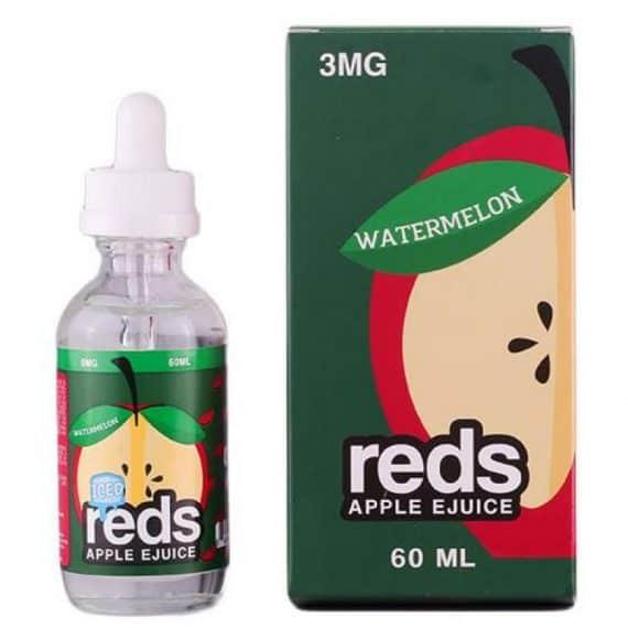 Iced Watermelon Reds Apple Eliquid Canada