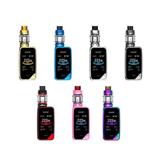 Smok X Priv Kit Colours Canada