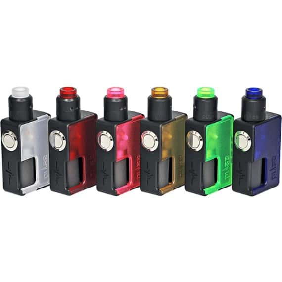 Squonker Mods / Kits - Vandy Vape Pulse BF Kit Colours Canada