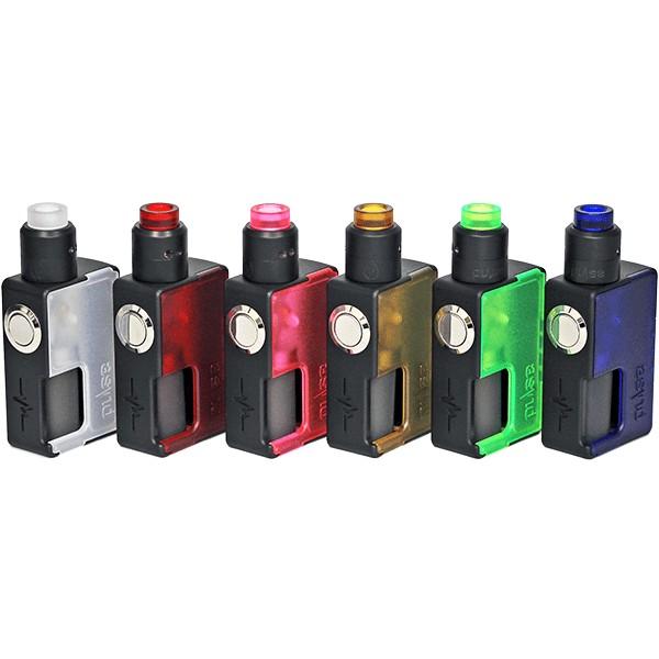 Squonker Mods / Kits - Vandy Vape Pulse BF Kit Colours Canada