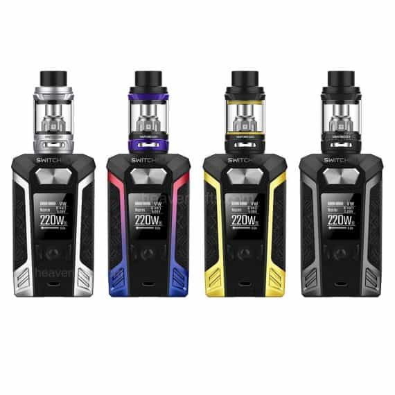 Vaporesso Switcher Kit Colours Canada