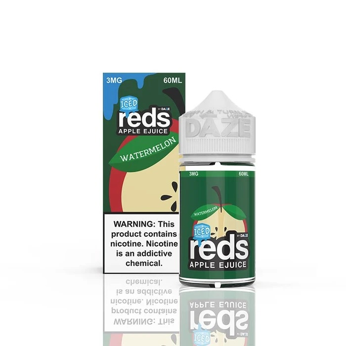 Iced Reds Watermelon Ejuice Canada