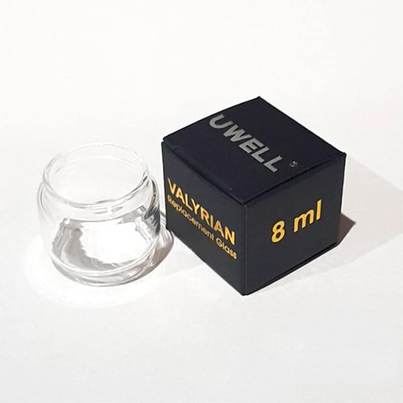 Uwell Valyrian Tank 5ml or 8mL Replacement Glass