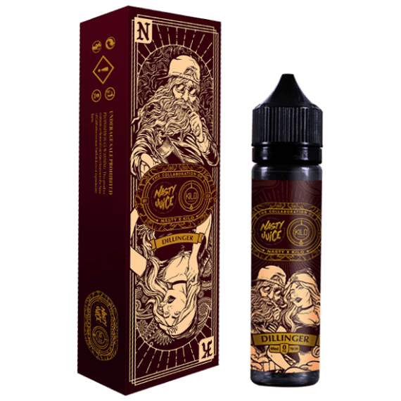 Dillinger by Nasty Juice and Kilo Canada