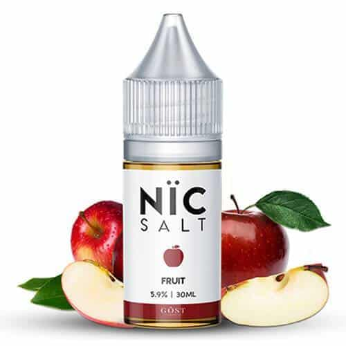 GOST Nic Salt Fruit Canada