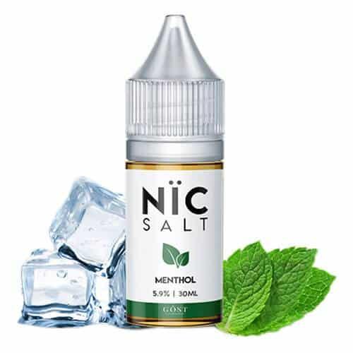 GOST Nic Salt Menthol Canada