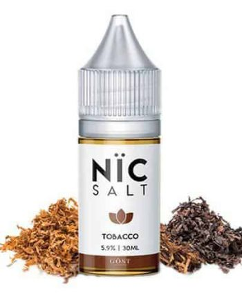 GOST Nic Salt Tobacco Canada