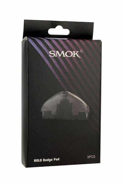 SMOK Rolo Badge Pod 3 Pack Canada