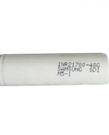 Batteries and Chargers - Samsung 48G 21700 High-Drain Battery