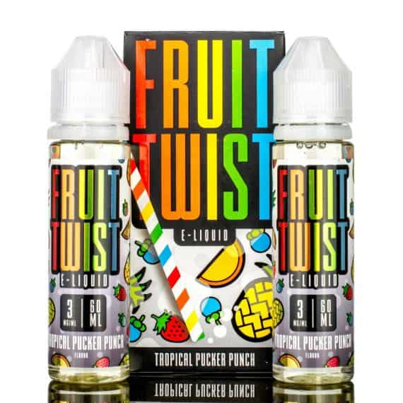 Fruit Twiost Tropical Pucker Punch 60ml Canada