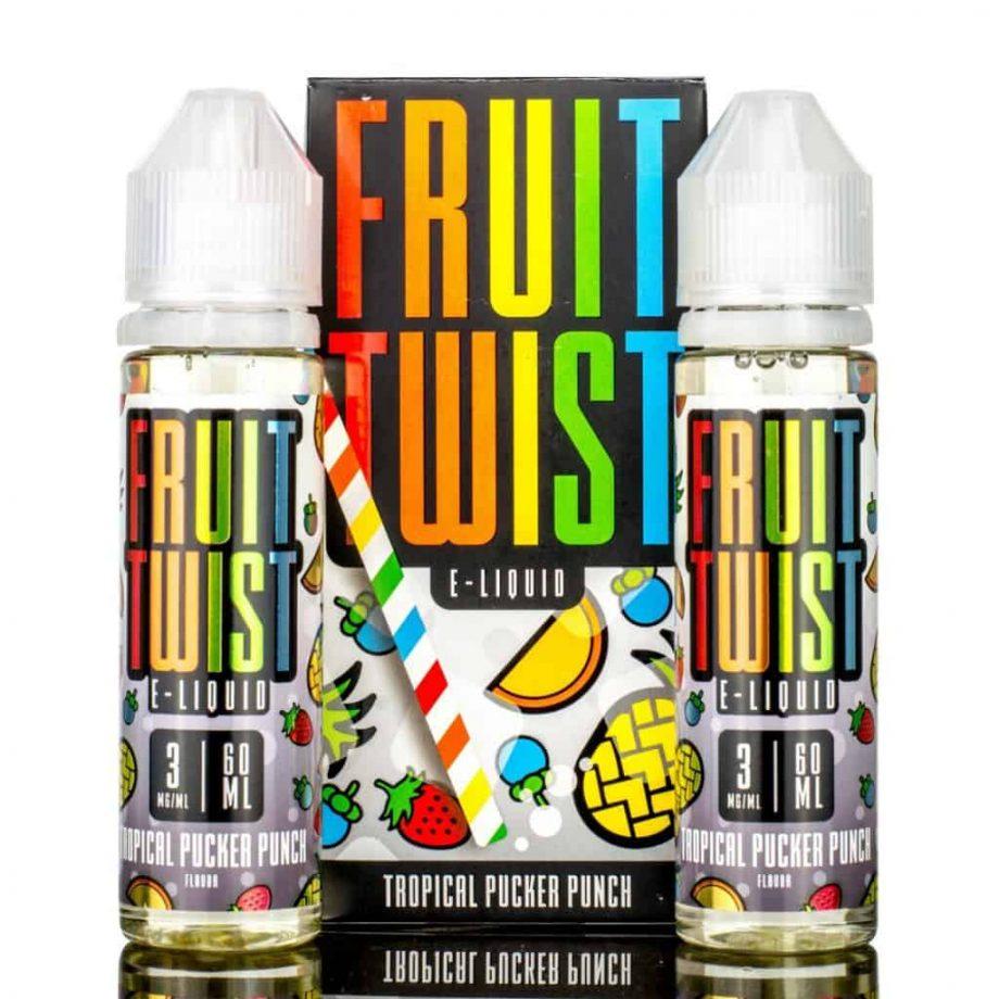 Fruit Twiost Tropical Pucker Punch 60ml Canada