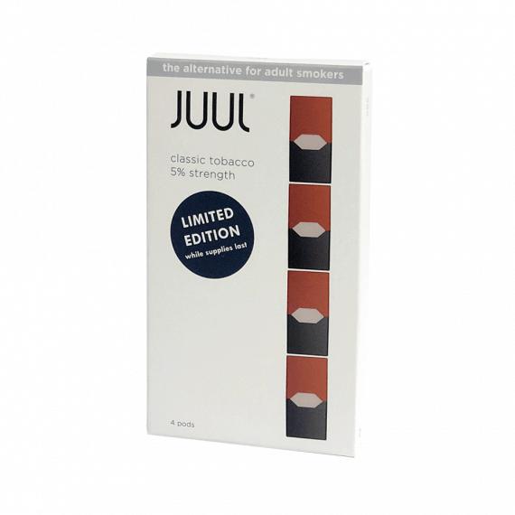 Classic Tobacco Juul Canada