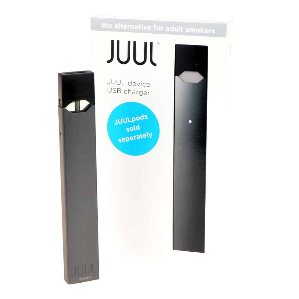 JUUL Basic Kit with Device & USB Charger (Canada) >> VapeVine ca