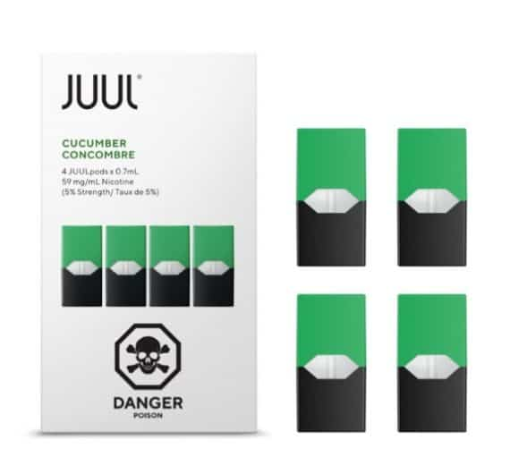 Juul Cucumber Pods Canada