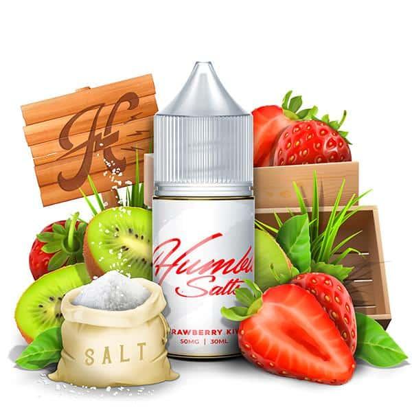 Humble Salts Strawberry Kiwi 50mg Salt Nicotine