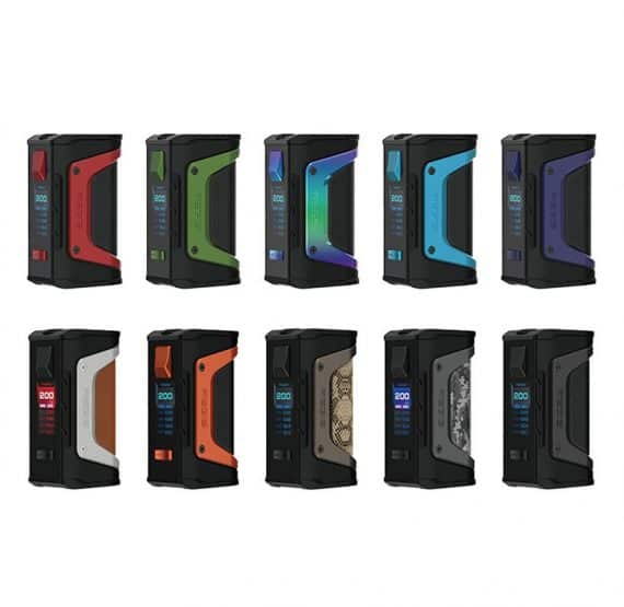 Aegis Legend Mod New Colours Canada