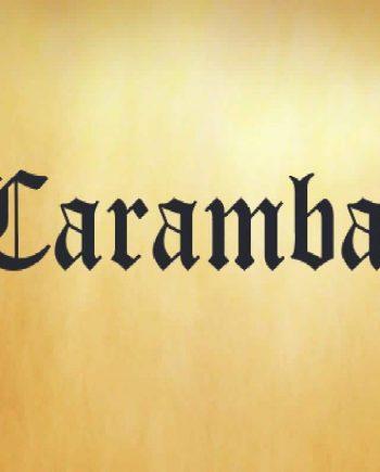 Caramba 60ml eliquid Canada