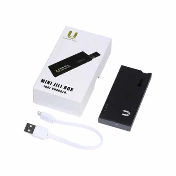 Batteries and Chargers - MINI JILI BOX