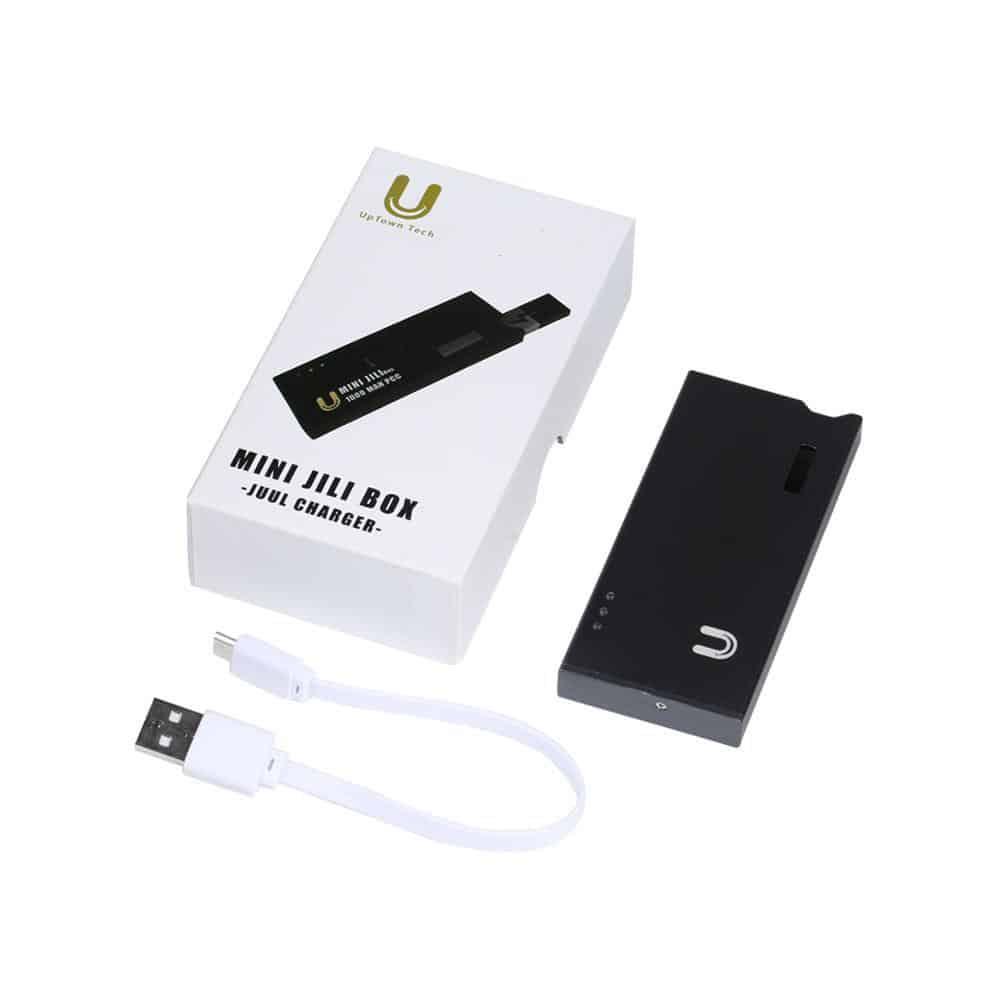 Mini Jili Box Portable Juul Charging Case Vapevineca