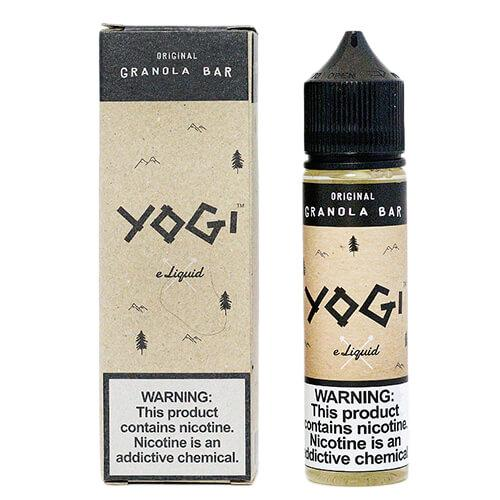 Yogi eliquid Original Granola Bar Canada