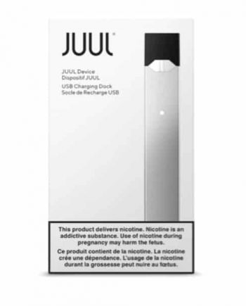 JUUL Silver Device Kit Canada