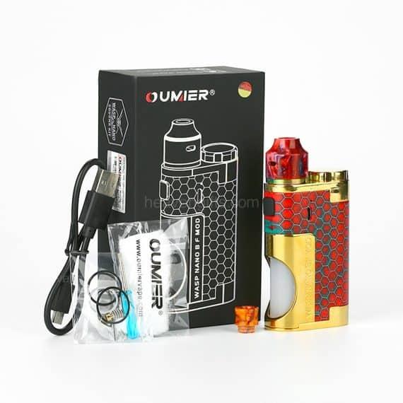 Squonker Mods / Kits - Wasp Nano Mech Squonker Canada