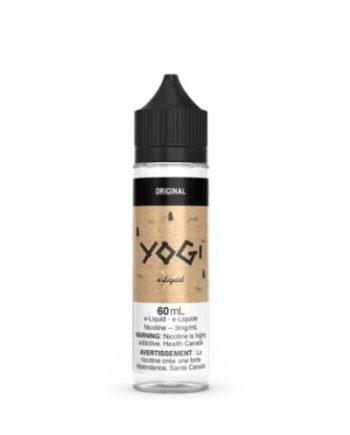 Yogi Original E-liquid Canada