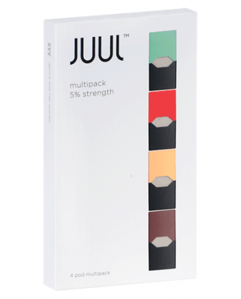 JUUL Multipack Flavour Canada 5% Nic