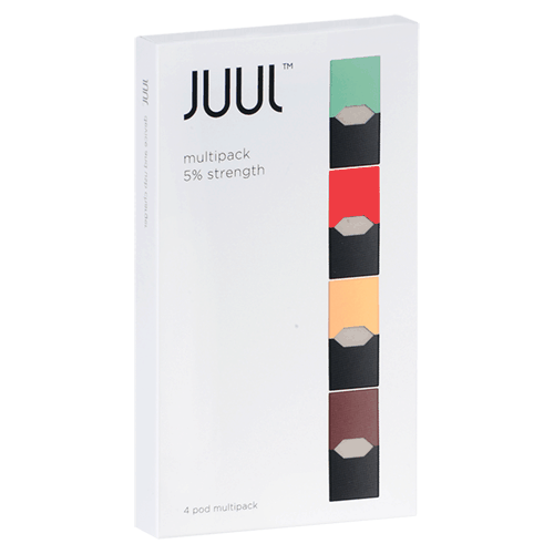 JUUL Multipack Flavour Pods (Pack of 4) - 5%