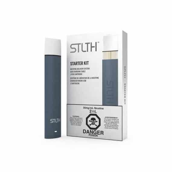 STLTH Starter Kit Canada