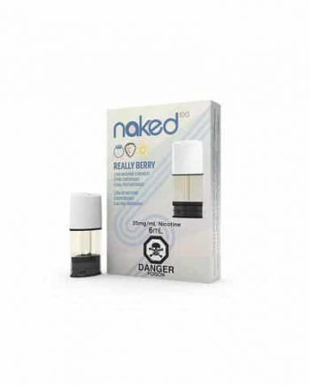 STLTH Naked100 Really Berry Canada