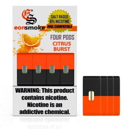 Eonsmoke Citrus Burst Pods Canada