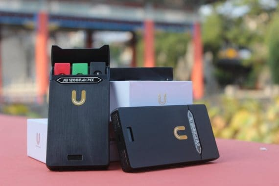 Batteries and Chargers - JILI Box JUUL Charging Case Power Bank by Uptown Tech