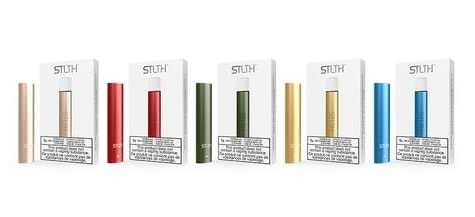 New STLTH Colors Canada